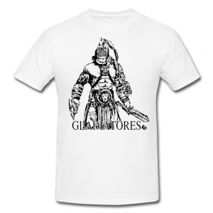 Gladiatores card game Tshirt promo